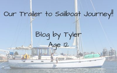 Our Trailer to Sailboat Journey