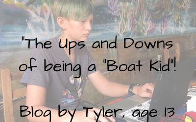 The Ups and Downs of being a Boat Kid